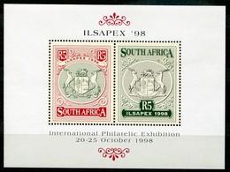 South Africa Mi# Block 70 Postfrisch/MNH - Heraldic - Südafrika (1961-...)