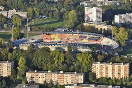 Lausanne (Suisse) Stade Olympique De La Pontaise - VD Vaud