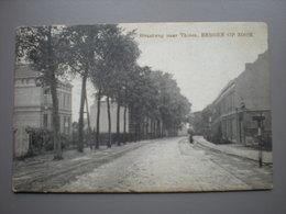 BERGEN OP ZOOM - STRAATWEG NAAR THOLEN - Bergen Op Zoom