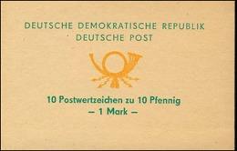 SMHD 1aa Posthorn 1971 10x10 Type I ** - Carnets