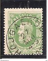 Belgique N°30 Hougaerde Lot J205 - 1884-1891 Léopold II