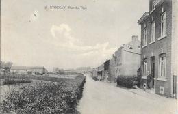 Stockay - N°6 - Rue Du Tige - Ed: Eug. Lemye-Havelange - Circulé - 2 Scans - Saint-Georges-sur-Meuse