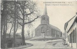 Steenhuise   * Steenhuyse - Wynhuyse  -  Kerk - Herzele