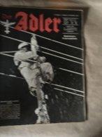 """Revue """" ADLER """" Berlin Le 23 Fevrier 1943 N° 4 - 5. World Wars"""