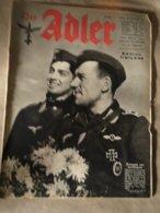 "Revue "" ADLER ""Berlin Le 30 Decembre 1941 N° 26 - 5. World Wars"