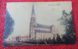 HALLINES  -  L'Eglise - France