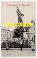 DD / 52 HAUTE MARNE / SAINT-DIZIER / LE MONUMENT EN MÉMOIRE DU SIÈGE DE 1544 / ANIMÉE - Saint Dizier