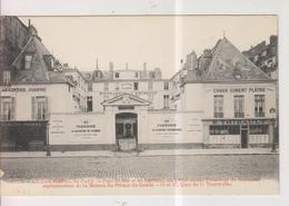 CPA-75-PARIS- Ancien Hôtel Du Pain- Puis De Bar Et De Lorraine- Fabrique D'Absinthe- - Francia