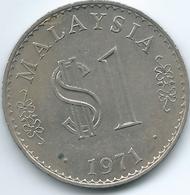 Malaysia - 1 Ringgit - 1971 - KM9 - Malaysia
