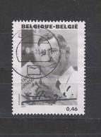 COB 3648 Oblitération Centrale HERGE - Belgium