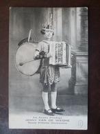 Carte  Jenny-van De Weghe  Seule Fillette Orchestre  - LILLE - Lille