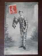 Carte  A-DE RUYCK  Médaille D'argent 1907  - LILLE - Lille