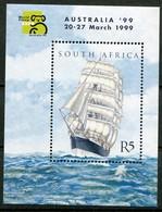 South Africa Mi# Block 74 Postfrisch/MNH - Ship - South Africa (1961-...)