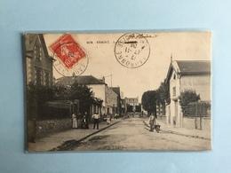 95 - ERMONT - La Rue Sannois - Ermont