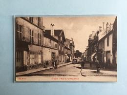 95 - ERMONT - Rue De La République - Ermont