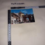 C-90957 MARSALA PORTA GARIBALDI PANORAMA AUTO D'EPOCA PUBBLICITA' BIRRA DREHER - Marsala