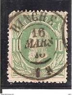Belgique N°30 Binche Double Cercle Lot F204 - 1884-1891 Léopold II