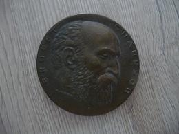 Médaille De Table Monnaie De Paris Ernest Chausson Graveur Guzmar 174 G Diam 6.5 Cm - Professionnels / De Société