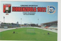 FIORENZUOLA D'ARDA....STADIO...STADE...STADIUM...CAMPO SPORTIVO..CALCIO....FOOTBALL - Football