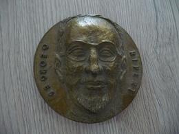 Médaille De Table Monnaie De Paris Georges Ripert Graveur Scpulou 272 G Diam 7 Cm - Firma's