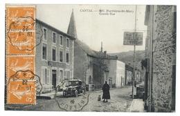 FERRIÈRES-St-MARY (Cantal, 15) Grande Rue - Animée - Hôtels Miallier Teissèdre Et Mallet - Non Classificati