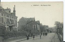 VIROFLAY - Rue Hippolyte Maze - Viroflay