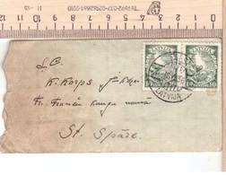 """Latvia,LETTLAND. Cover Cancel TALSI """"C"""" 18.6.1936. - Letonia"""