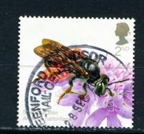 GREAT BRITAIN  -  2015 Bees 2nd Used As Scan - Gebruikt