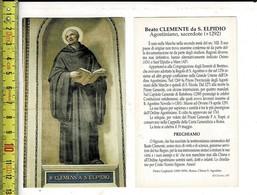 Kl 4572 - B. CLEMENS A S. ELPIDO - BEATO CLEMENTE DA S. ELPIDIO - Devotion Images