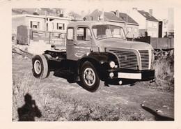 Vieux  Camion Wegnez Oldtimer 9 X 12 - Photographs