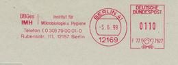 AFS Institut Mikrobiologie Hygiene - 12169 Berlin Rubens-STrasse - 1999 - Medicine