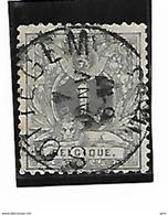 Belgique N°43 Sottegem Lot V201 - 1869-1888 Lion Couché