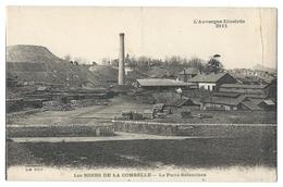BRASSAC LES MINES (Puy-de-Dôme, 63) Les Mines De La Combelle - Le Puits Sélamines - L'Auvergne Illustrée - France