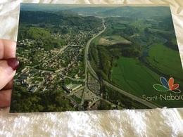 Saint Nabord   Vosges Le Centre La Moselle La RN 57 - Saint Nabord