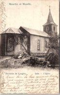 54 LAIX - L'église - Autres Communes