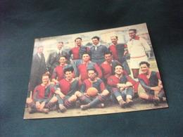 CALCIO CALCIATORI GENOA  ROSSOBLU VITTORIOSO NEL 1922 23  E 23 24  DE PRA BELLINI DE VECCHI BARBIERI BURLANDO LEALE NERI - Football