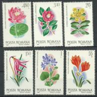 Romania 1980 Mint Stamps MNH(**) Flowers - 1948-.... Républiques