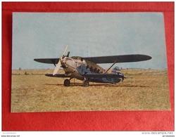 AVIATION -  Avion Biplan à Hélice  - - Non Classés