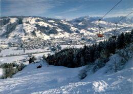 Skigebiet Girlen - Ebnat-Kappel Mit Säntis - SG St. Gall