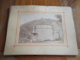 Tirage Albuminé P.MOULARD 1891 FERME DE LINTHE SAINT LEONARD DES BOIS SARTHE 72 - Photos