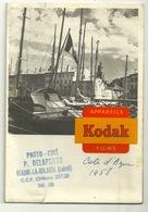 POCHETTE KODAK / PHOTO P. DELAPORTE à BEAUNE LA ROLANDE (45) - Supplies And Equipment