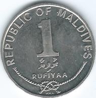 Maldives - AH1416 (1996) - 1 Rufiyaa - KM73a - Maldives