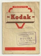 POCHETTE KODAK / PHOTO ROLINA à MILLY LA FORET (91) - Material Y Accesorios