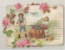 Carte Enfant 1 Er Avril - Neonati