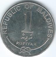 Maldives - AH1428 (2007) - 1 Rufiyaa - KM73b - Maldives