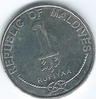 Maldives - AH1433 (2012) - 1 Rufiyaa - KM73b - Maldives