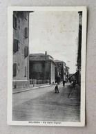 Cartolina Illustrata Bologna-Via Carlo Cignali, Per S.Gabriele 1939 - Bologna