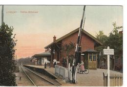 Utrecht - Station Biltstraat - 1915 - Utrecht