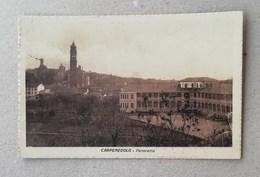 Cartolina Illustrata Carpenedolo-Panorama, Per S.Gabriele 1923 - Italy