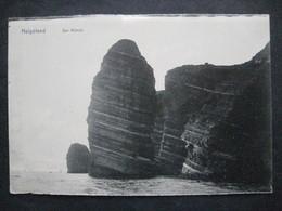 - AK Der Mönch - Helgoland - Helgoland